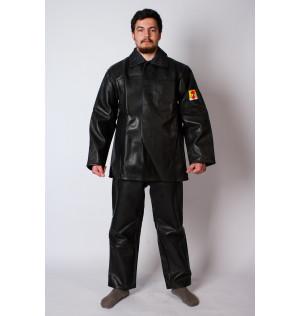 Кожаный костюм. 3-ий класс защиты